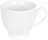 Набір 12 чашок Helfer 240мл (Ø9х8см) білі, фарфор