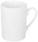 Набор 6 кружек Helfer 400мл (Ø8.3х11.3см) белые, фарфор