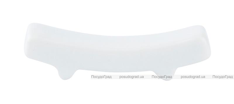 Набор 6 подставок под хаси (японские палочки для еды) Helfer 6см белые, фарфор