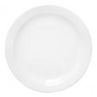 Набір 6 тарілок закусочних Helfer Baden Ø21см білі, фарфор