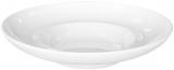 Набор 6 тарелок глубоких Helfer Baden Ø31см с широкими полями белые, фарфор