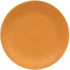 Набор 6 обеденных тарелок Keramia Терракота Ø25см, керамика