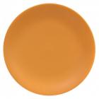Набір 6 десертних тарілок Keramia Теракота Ø20см, кераміка