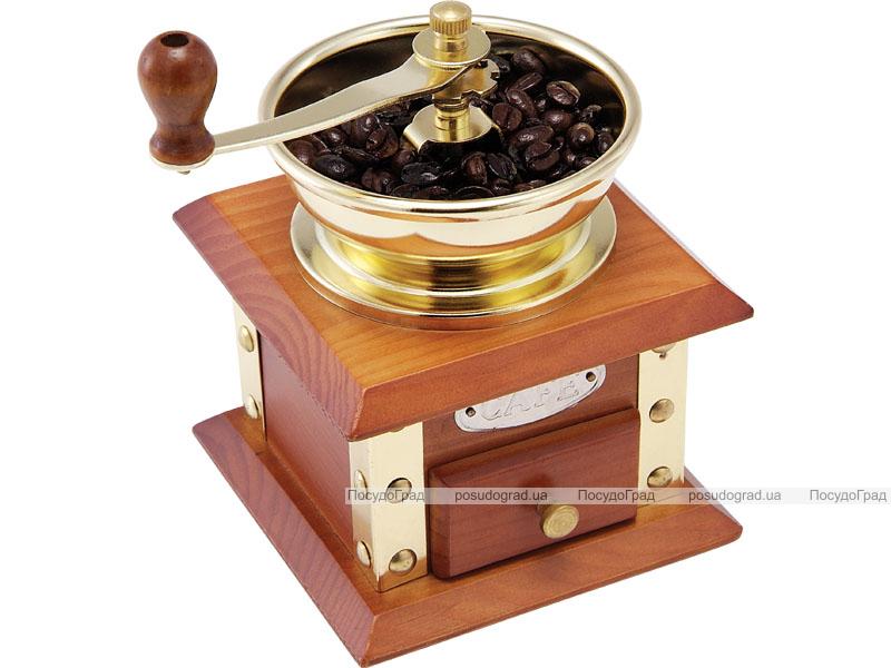 Кофемолка ручная Kaiserhoff 0002