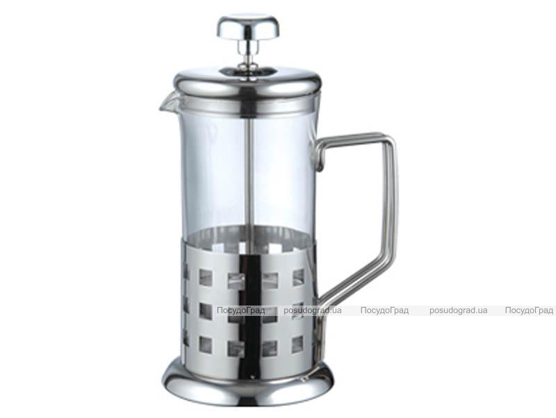 Френч-пресс Kaiserhoff 1008 1000мл Coffee&Tea Plunger