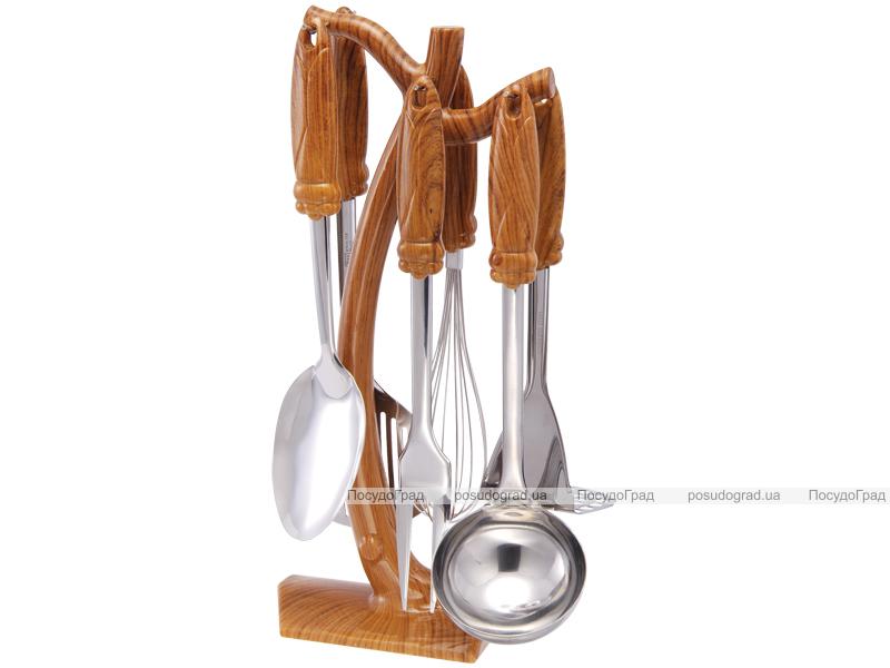 Кухонный набор Kaiserhoff 1067 7 предметов. Нержавейка + пластик.