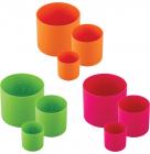 Набір форм силіконових для випічки Kaiserhoff 3 паски