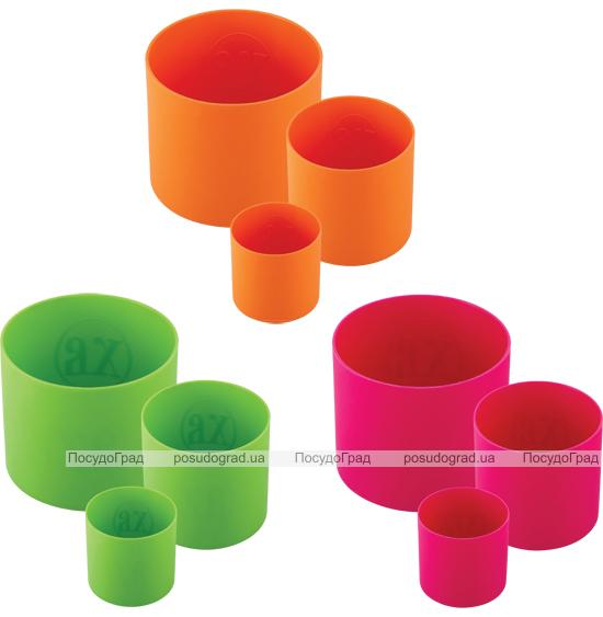 Набор форм силиконовых для выпечки Kaiserhoff 3 пасхи