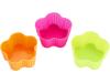Силиконовые формы для выпечки Kaiserhoff 1178 6 цветков 70x73мм