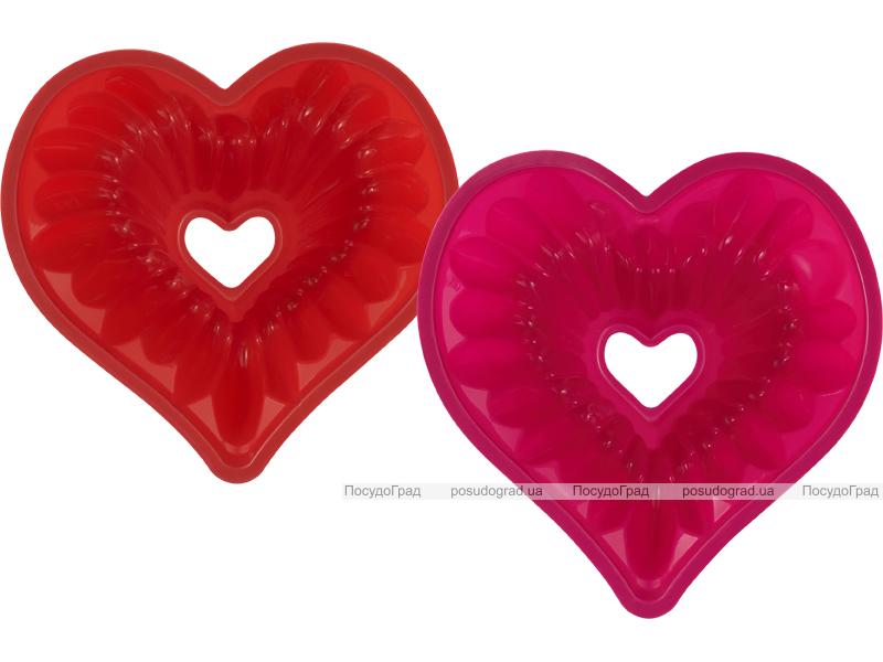 Силиконовая форма для выпечки Kaiserhoff 1206 Пирог-сердце