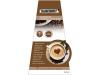 Гейзерная кофеварка эспрессо Kaiserhoff 1565 на 6 чашек