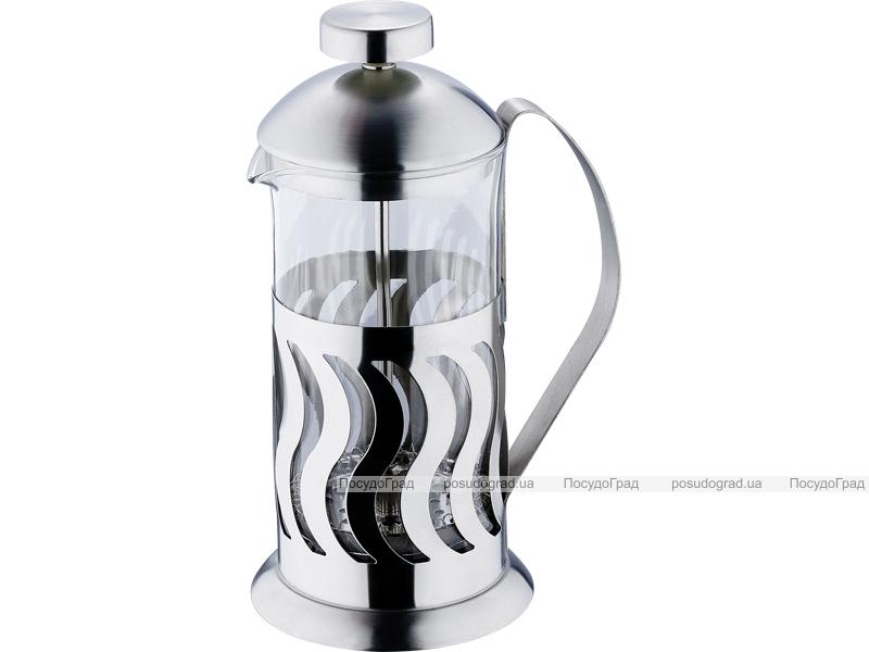 Френч-пресс Kaiserhoff 1912 350мл Coffee&Tea Plunger