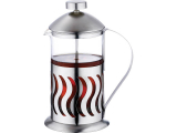Френч-пресс Kaiserhoff 1913 600мл Coffee&Tea Plunger