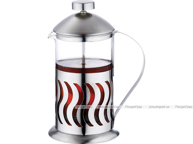 Френч-пресс Kaiserhoff 1914 800мл Coffee&Tea Plunger