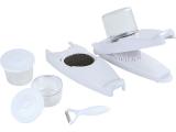 Терка-овощерезка многофункциональная Kaiserhoff 20040 с емкостями для продуктов