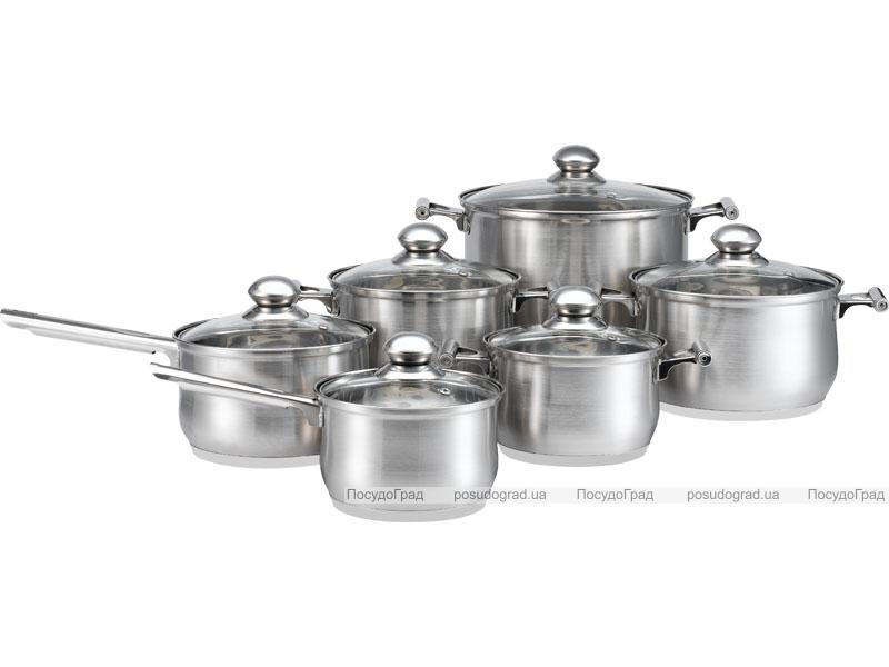 Набор кухонной посуды Kaiserhoff Standard 12 предметов