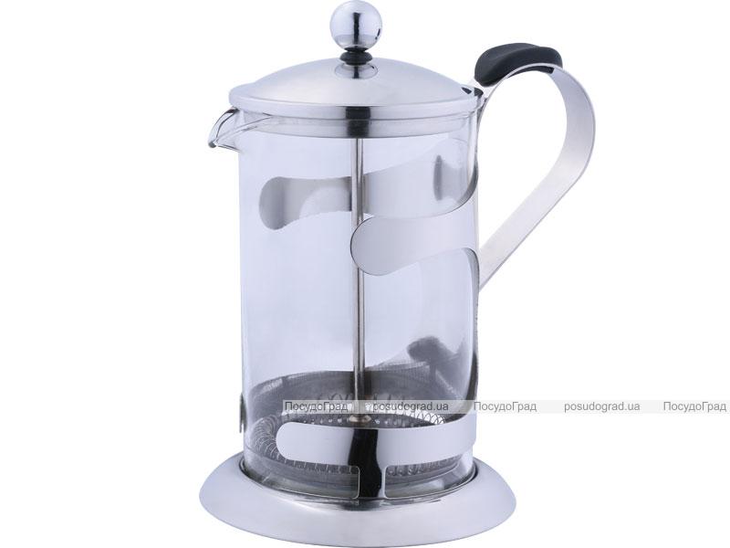Френч-пресс Kaiserhoff 2924 600мл Coffee&Tea Plunger