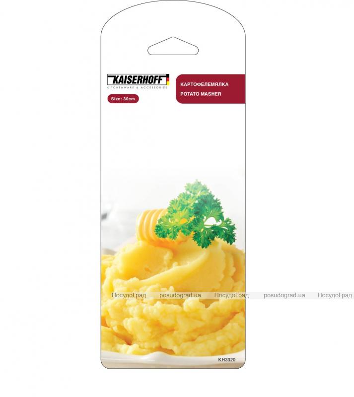 Картофелемялка Kaiserhoff 30см нейлоновая Kitchen Tools