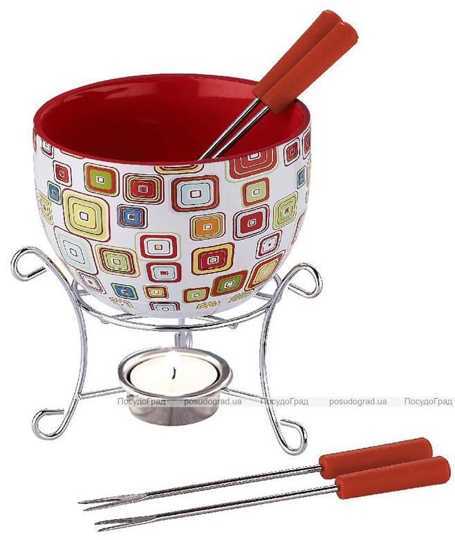 Набор для шоколадного фондю Kaiserhoff 4520 Hot Chocolate 6 предметов