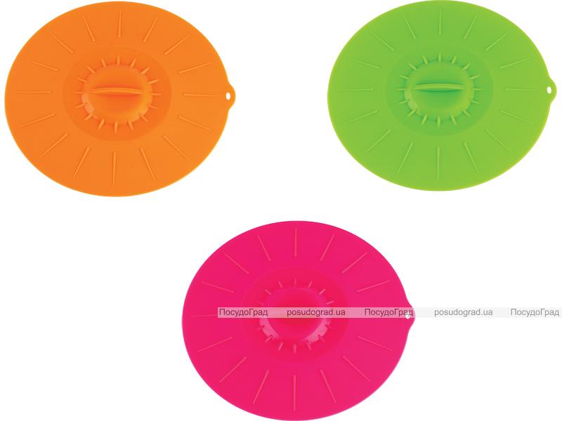 Крышка для посуды силиконовая Bergner 4765 26см
