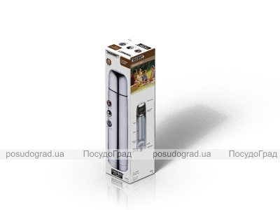 """Термос Kaiserhoff """"Vacuum Flask"""" 1000мл Классический дизайн"""