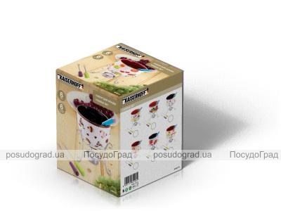 Набор для шоколадного фондю Kaiserhoff 6170 Hot Chocolate 6 предметов