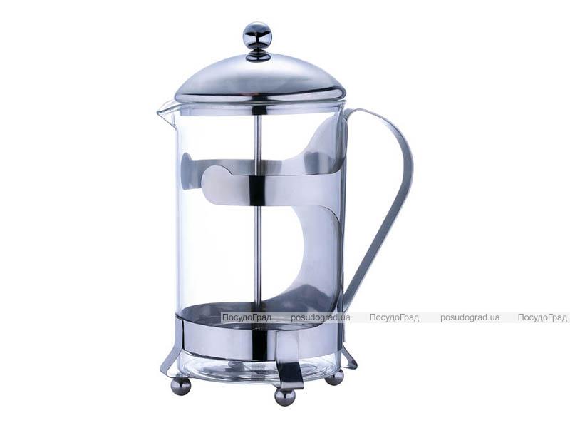 Френч-пресс Kaiserhoff 7308 600мл Coffee&Tea Plunger II