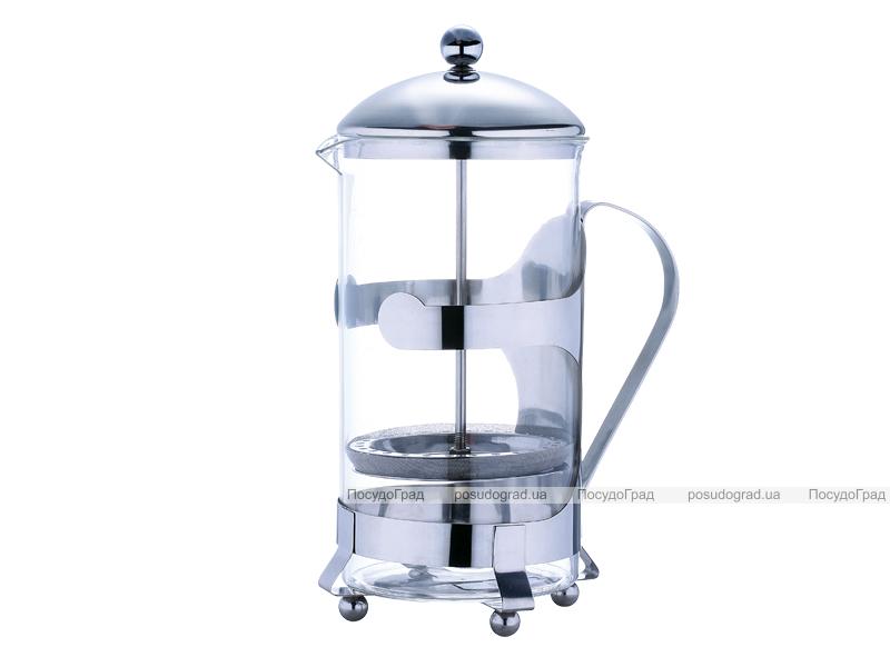 Френч-пресс Kaiserhoff 7310 1000мл Coffee&Tea Plunger