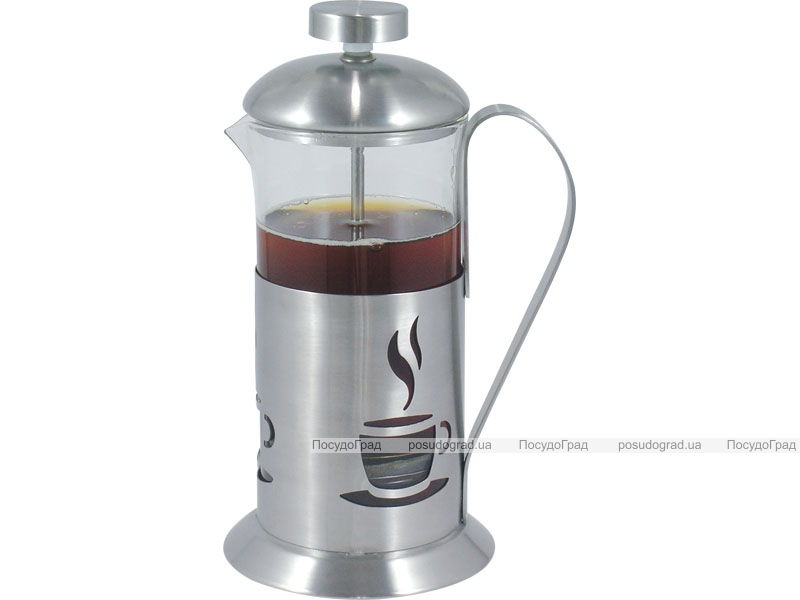 Френч-пресс Kaiserhoff 7311 1000мл Coffee&Tea Plunger