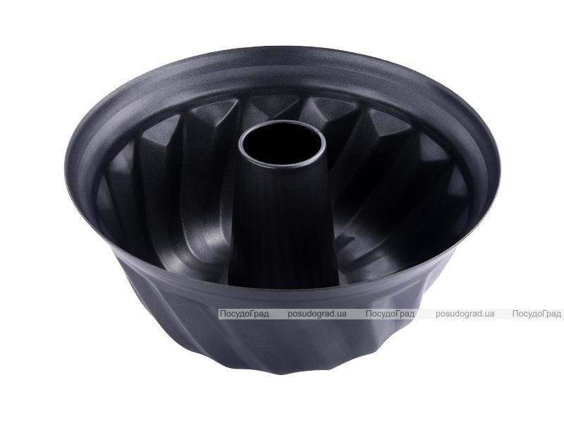 Форма для выпечки кексов Kaiserhoff 8242 ø25см стальная