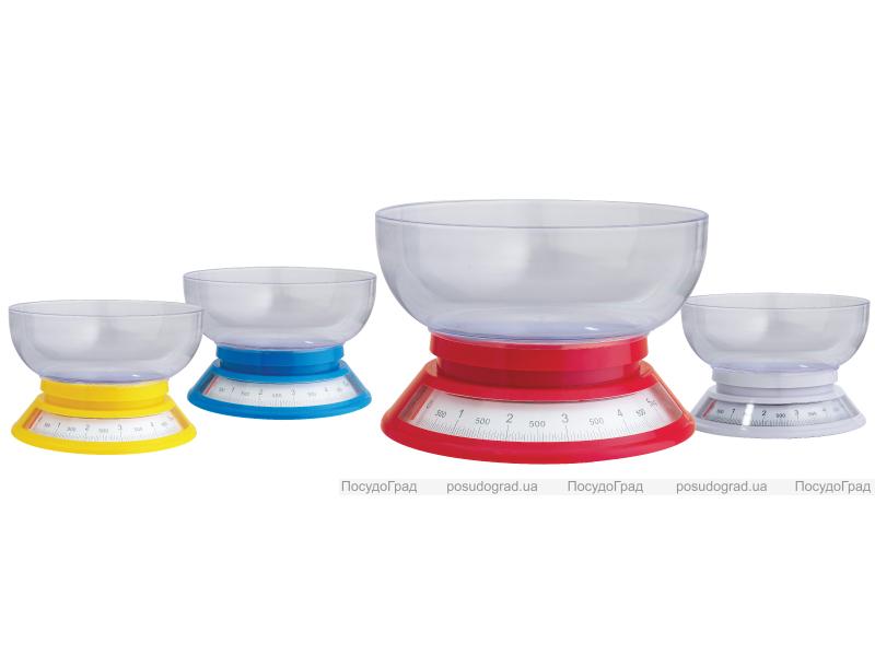 Весы кухонные механические Kaiserhoff 8402 до 5кг