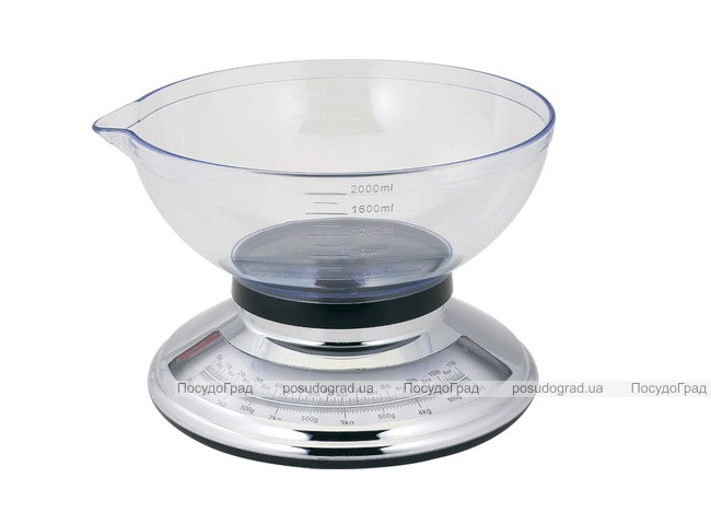 Весы кухонные механические Kaiserhoff 8411 до 5кг
