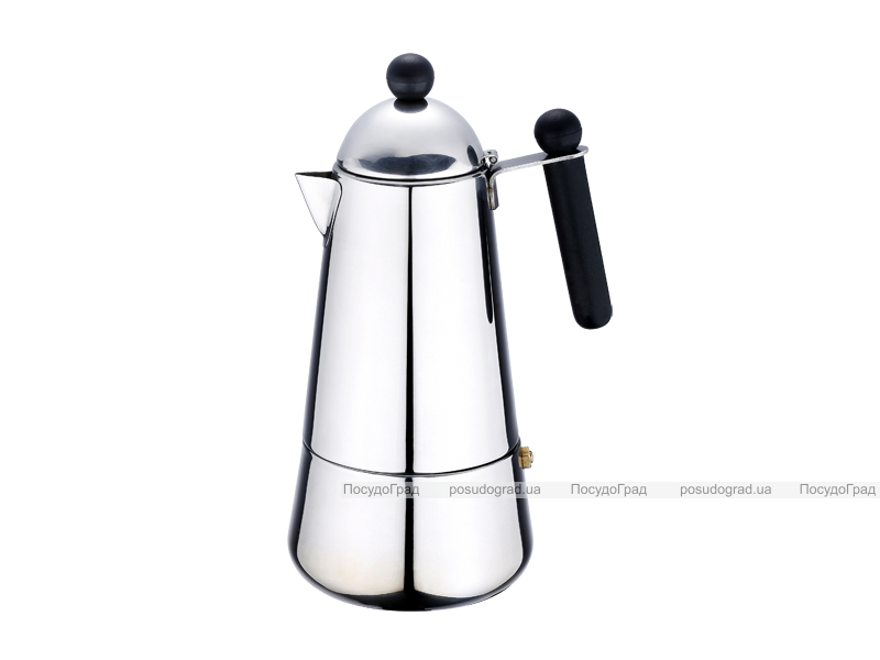 Гейзерная кофеварка эспрессо Kaiserhoff 9916 на 4 чашки