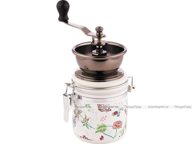Кофемолка ручная Kaiserhoff 9940 керамическая банка