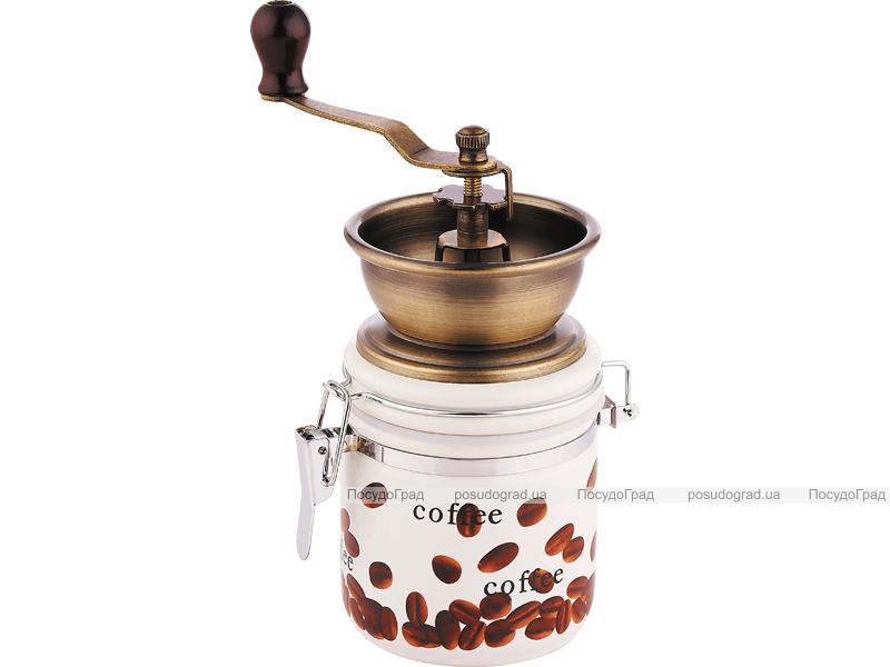 Кофемолка ручная Kaiserhoff 9941 керамическая банка