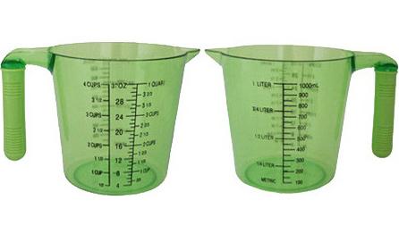 Мерный стакан Kamille 1л