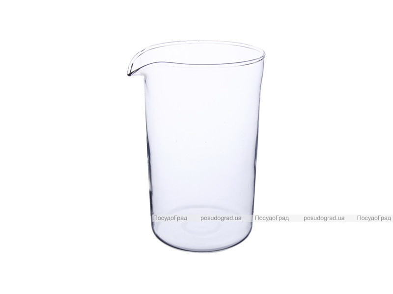 Колба-запаска Kamille для френч-пресса стеклянная 600 мл