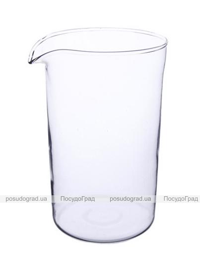 Колба-запаска Kamille для френч-пресса стеклянная 800 мл