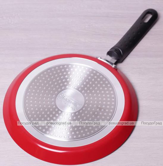 Сковорода для млинців Kamille Crepe Pan Ø22см з керамічним антипригарним покриттям