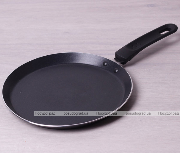 Сковорода блинная Kamille Crepe Pan Ø24см с антипригарным покрытием