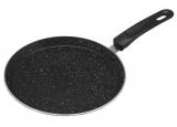 Сковорода для млинців Kamille Velbert Ø22см з мармуровим антипригарним покриттям