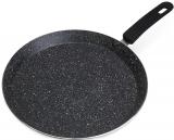 Сковорода блинная Kamille Crepe Pan Marble Ø30см с мраморным покрытием