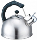 Чайник Kamille Silver Falls 2.3л со свистком