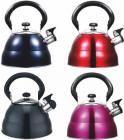 Чайник Kamille Contagem 2.5л из нержавеющей стали со свистком