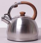 Чайник Kamille Whistling Kettle 2л з нержавіючої сталі зі свистком