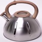 Чайник Kamille Whistling Kettle 5л з нержавіючої сталі зі свистком