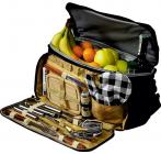 Набор для пикника Kamille СКАУТ в изотермической сумке 11 предметов