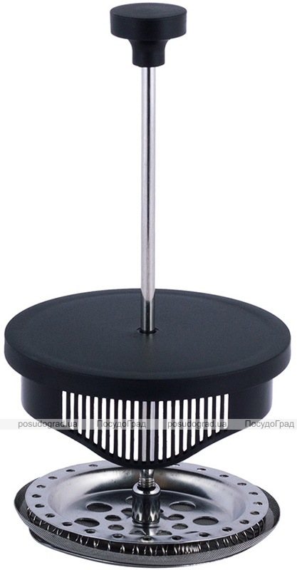 Френч-прес Kamille Jeff 600мл з пластиковою ручкою