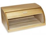 Хлебница Kamille ECO деревянная 37х26х18см