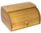 Хлібниця Kamille ECO дерев'яна 33х26х18см
